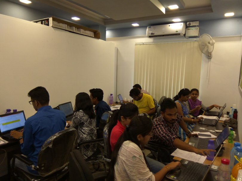 Mastering Agile Testing\' – Training the CP-MAT certification batch ...