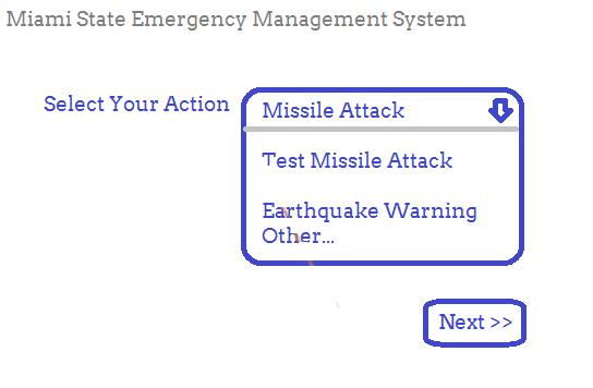 Miami State Emergency Sample System