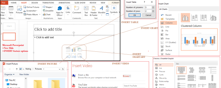 Powerpoint Features Tour