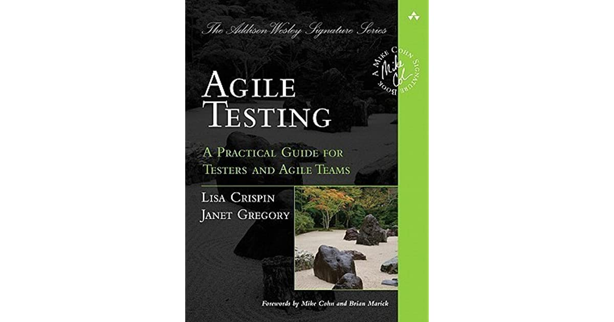 Read Along- 'Agile Testing' Chapter-20